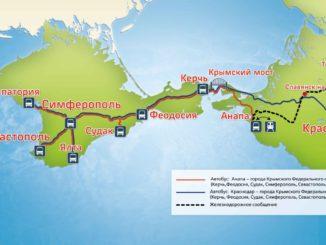 Единый билет в Крым - начались продажи проездных билетов на сезон 2019 года