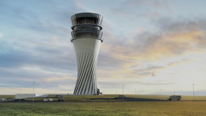 Новый командно-диспетчерский пункт аэропорта Симферополь