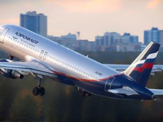 Аэрофлот увеличивает число рейсов в Крым из Москвы в летнем расписании 2019 года