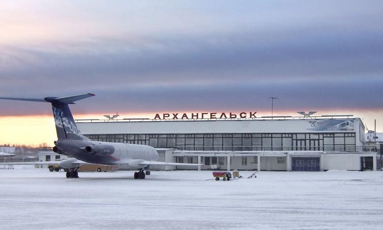 Авиабилеты на прямые рейсы Архангельск-Симферополь