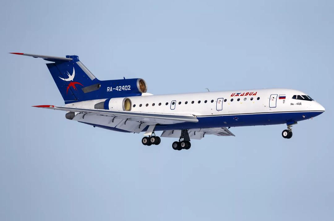 Ижавиа начала продажу билетов Пенза-Симферополь (прямой рейс)