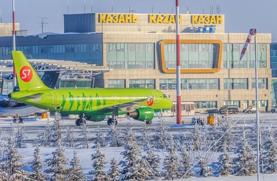 Авиабилеты на прямые рейсы Казань-Симферополь