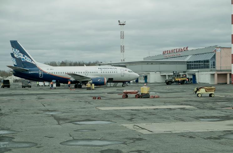 Нордавиа начинает продажу билетов на летний сезон 2019 по маршруту Архангельск ⇄ Симферополь