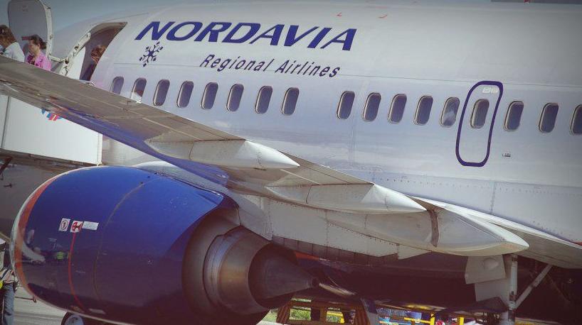 Нордавиа будет летать в Симферополь из Чебоксар один раз в неделю