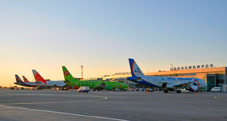 Авиабилеты из Новосибирска в Симферополь (прямые рейсы)