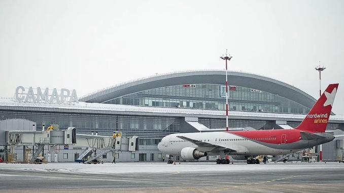 Nordwind - прямые рейсы Самара-Симферополь