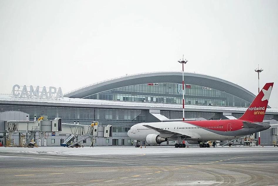Nordwind — прямые рейсы Самара-Симферополь