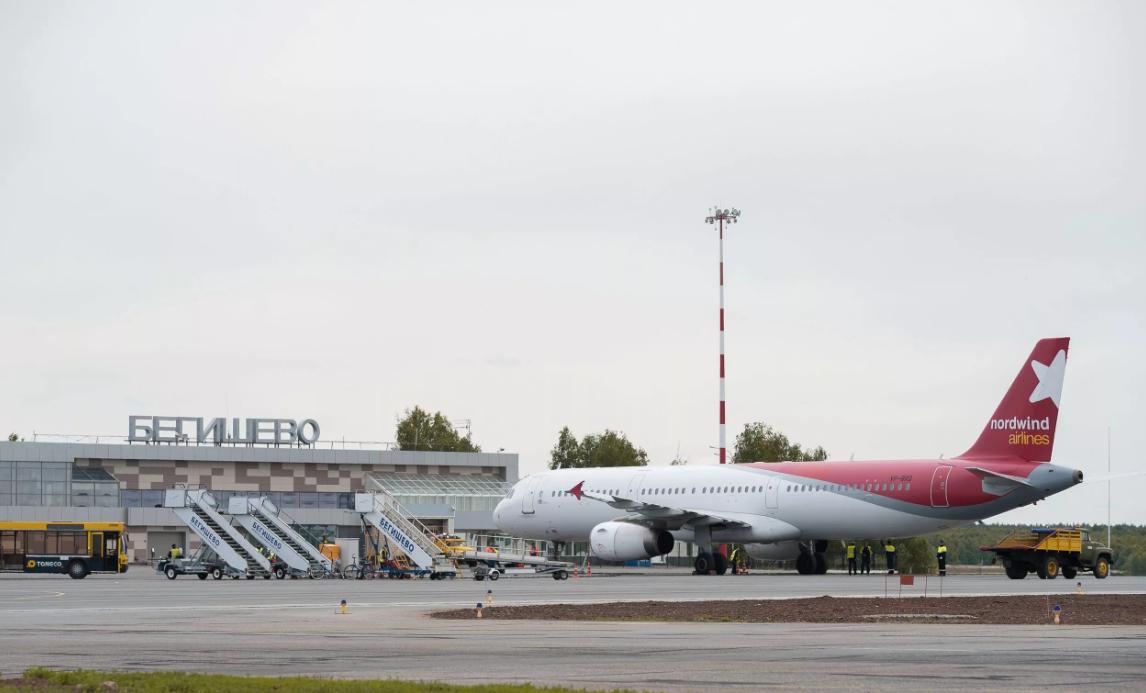 Авиакомпания «Северный Ветер» в июне начинает выполнять рейсы Нижнекамск-Симферополь