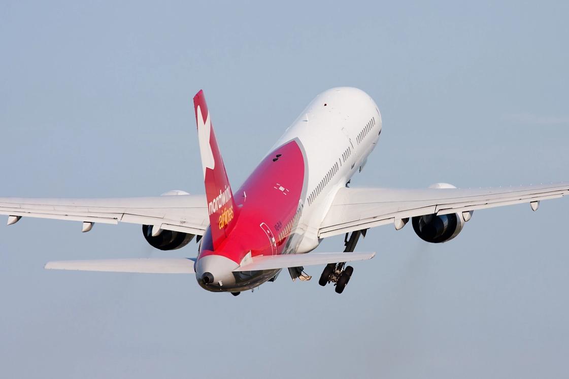 Авиакомпания «NordWind» начала продажи авиабилетов Магнитогорск-Симферополь на лето 2019 года