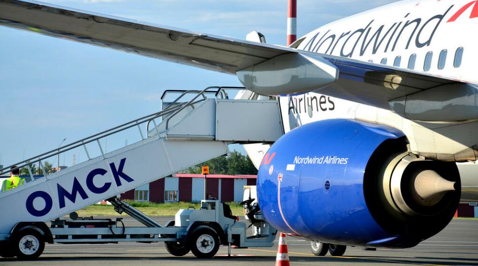 Авиакомпания Nordwind начала продажу билетов на рейсы Омск-Симферополь