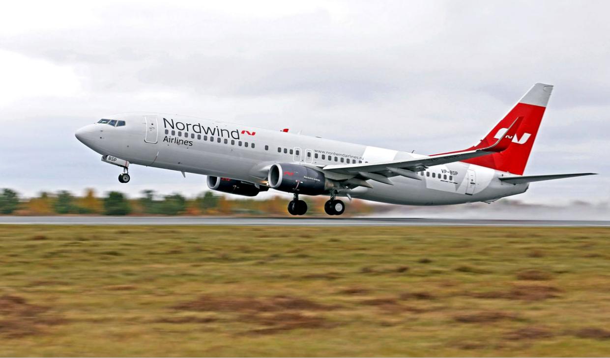 Авиакомпания «Северный ветер» будет выполнять рейсы Новокузнецк-Симферополь с 31 мая 2019 года