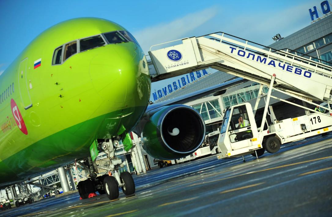 Летом 2019 S7 Airlines будет выполнять ежедневно до 2-х рейсов в Крым