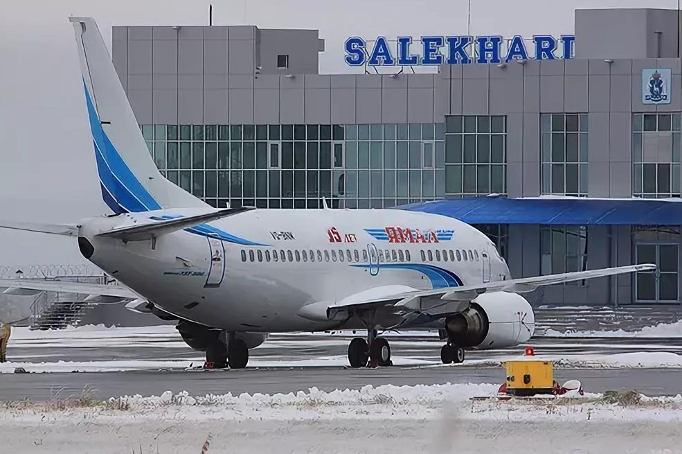 Авиакомпания «Ямал» с июня начинает выполнять рейсы Салехард — Симферополь
