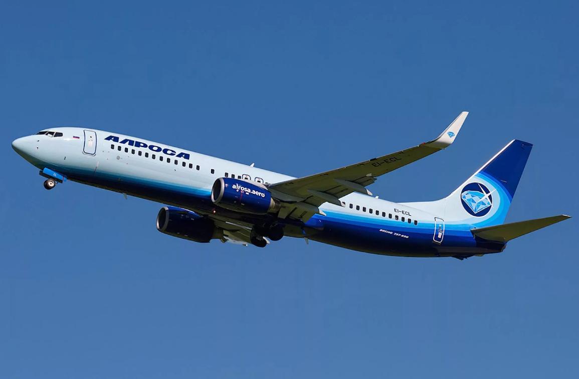 Рейсы авиакомпании «АЛРОСА» в Симферополь (Крым)