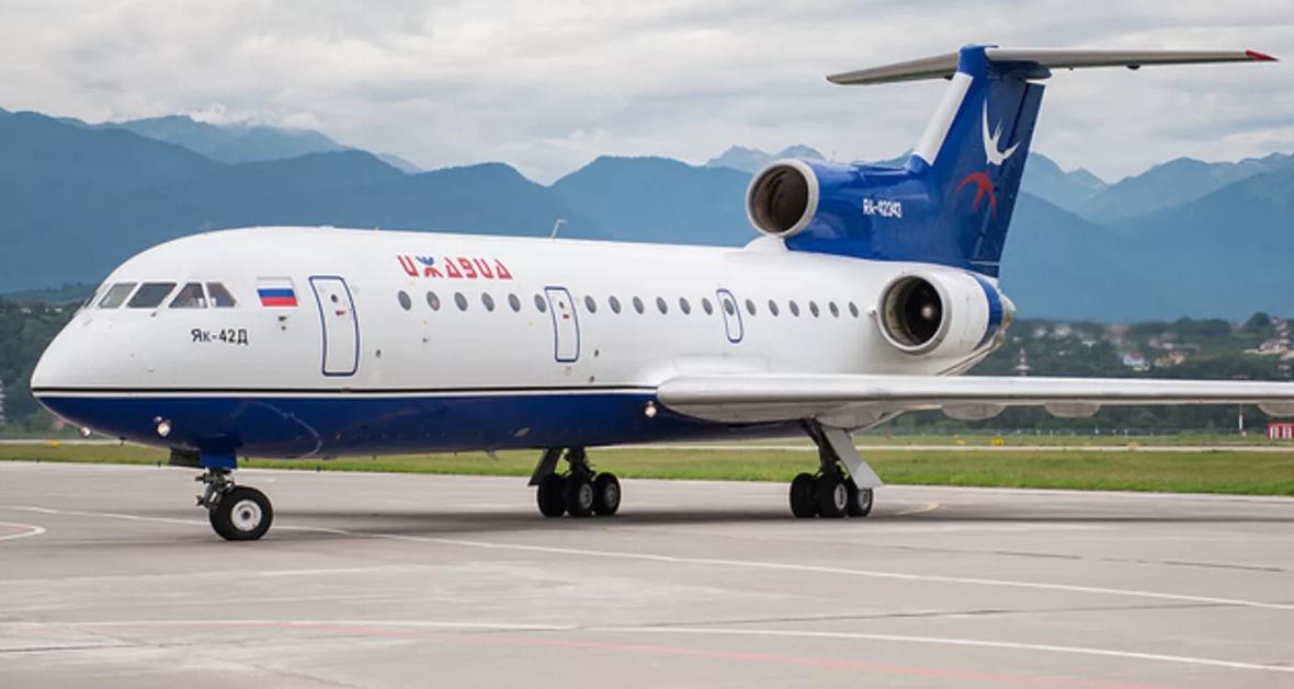 Прямые рейсы Ижавиа в аэропорт «Симферополь» (Крым)