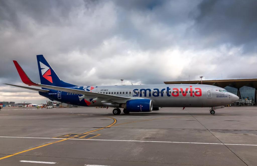 Прямые рейсы в Симферополь (авиакомпания SmartAvia)