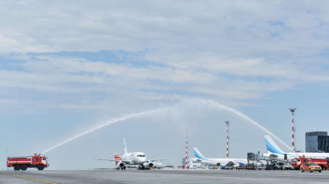 ИрАэро начала выполнять прямые рейсы в Крым (Симферополь)