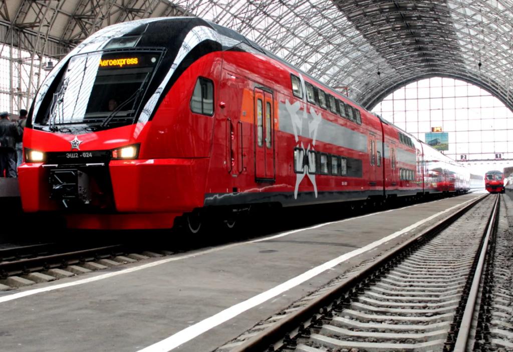 Возможно скоро в аэропорт Симферополь будут ходить электропоезда