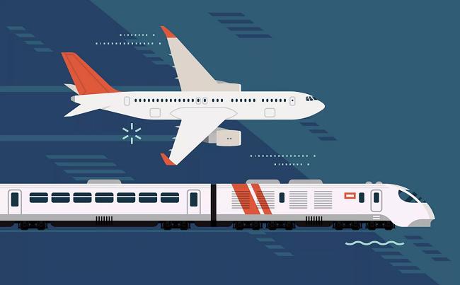 Едем в Крым — что дешевле: поездом или самолетом