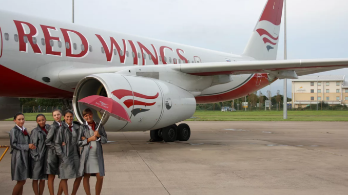 Red Wings начинает продажу билетов Омск-Симферополь 2020