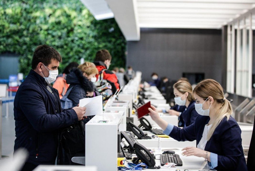 Коронавирус и режим работы аэропорта «Симферополь» в апреле 2020 года