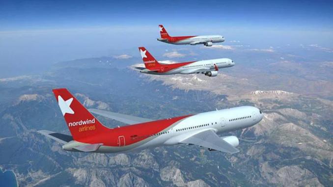 Nordwind значительно увеличит число рейсов в Крым в июле 2020 года