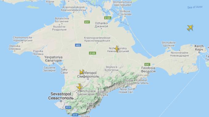 В июне аэропорт Симферополь увеличивает число принимаемых рейсов