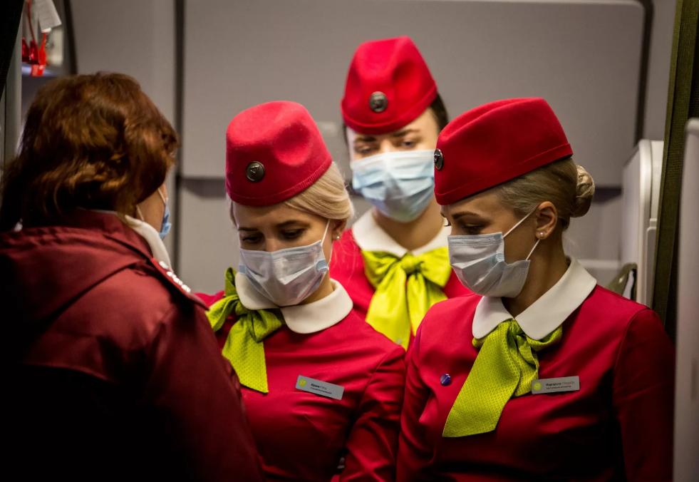 Режим работы аэропорта Симферополь в июле 2020