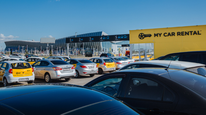 Автопрокат MyCarRental в аэропорту Симферополь