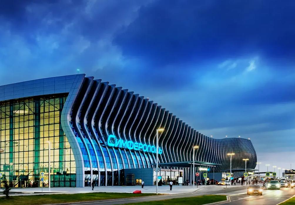 Рекордный пассажиропоток в августе в аэропорту Симферополь