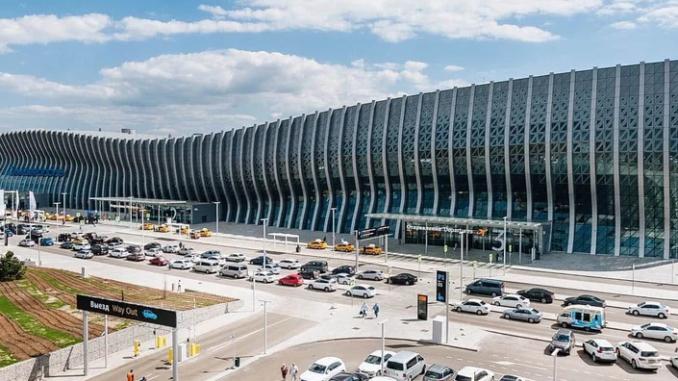 Итоги работы аэропорта Симферополь в 2020 году