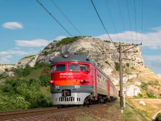 Строительство железной дороги в аэропорт Симферополь