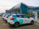 Зарядка электромобилей в аэропорту Симферополь
