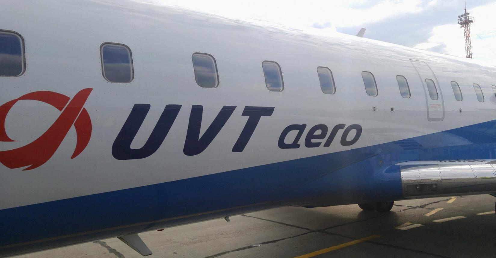 ЮВТ Аэро открывает рейсы Махачкала-Симферополь
